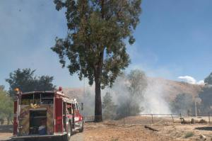 Photo courtesy Morongo Valley Fire Department