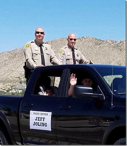 Grubstake Days 2017 Sheriff Jeff Joling