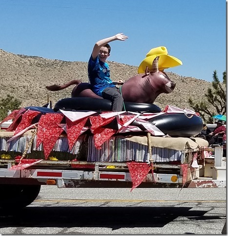 05.27.17 - Grubstake Days Parade - Yucca Valley Youth Commission