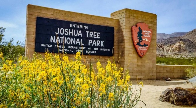 JOSHUA TREE NATIONAL PARK TRYING TO KEEP NEW WEST ENTRANCE ON SCHEDULE