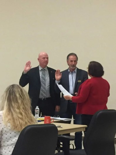 YUCCA VALLEY PLANNING COMMISSION NAMES NEW CHAIR