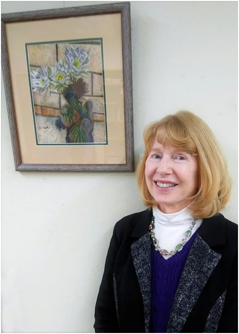 ARTIST OF THE MONTH AT DESERT HILLS PRESBYTERIAN CHURCH