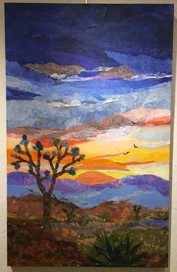 OPENING ART RECEPTION AT 29 PALMS ART GALLERY TOMORROW