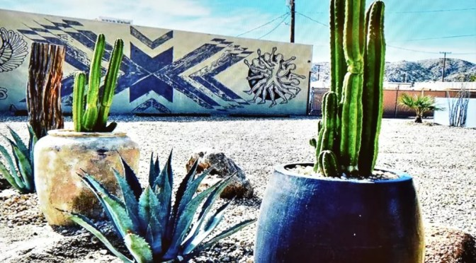 YUCCA VALLEY PLANNING COMMISSION; EQUINE VETERINARIAN, MURALS AND SIGNS