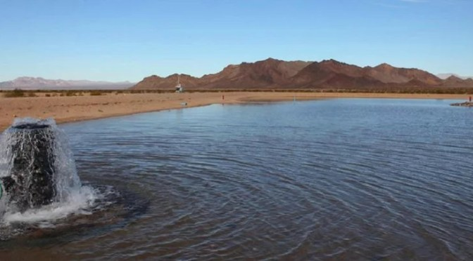 GOVERNOR SIGNS BILL REQUIRING FURTHER ENVIRONMENTAL REVIEW OF CADIZ WATER PROJECT