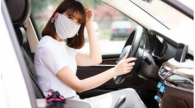 COUNTY REVERSES COURSE ON MASKS WHILE DRIVING AND RELIGIOUS SERVICES