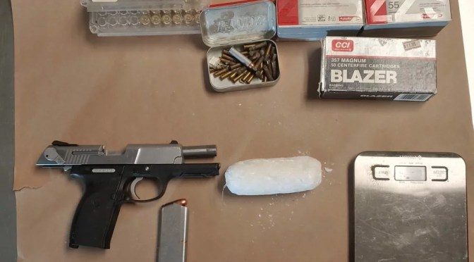 A CACHE OF GUNS AND WEAPONS NETS MORE CHARGES FOR A MORONGO VALLEY MAN