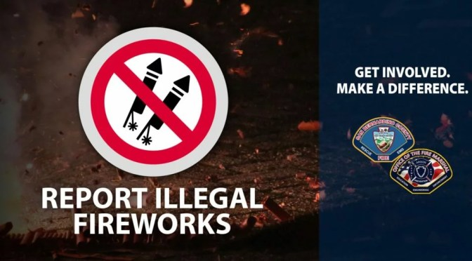 REPORT ILLEGAL FIREWORKS IN SAN BERNARDINO COUNTY