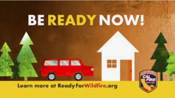 CALIFORNIA WILDFIRE CONDITIONS WORSEN, SOME TIPS FROM CALFIRE