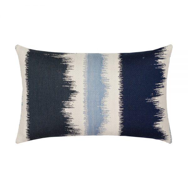 designer lumbar pillow murmur midnight