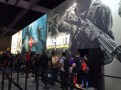 Visitors to E3 Gaming Expo check out the latest console and PC games.
