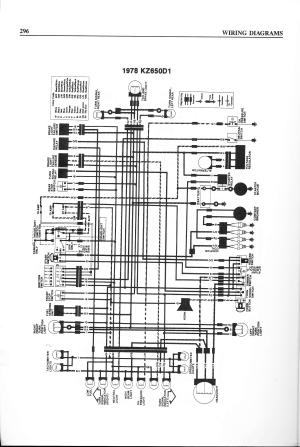 78 Kz650 Wiring Diagram | Wiring Library
