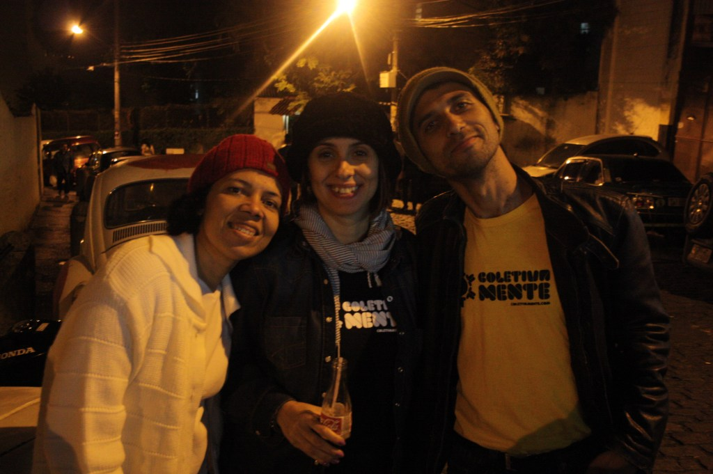 Ana Paula de Araújo, Lu Sales e Wagner José