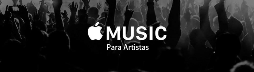 Como adquirir sua página de artista na Apple Music