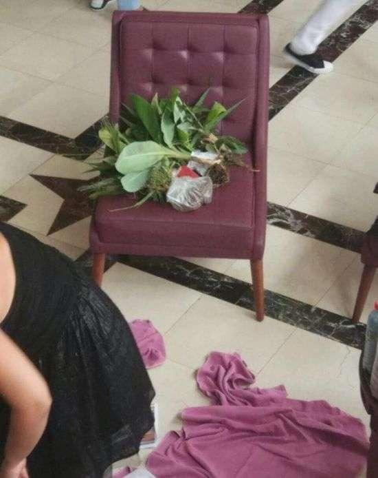 -Добыча- российских туристов в турецком отеле (3 фото)