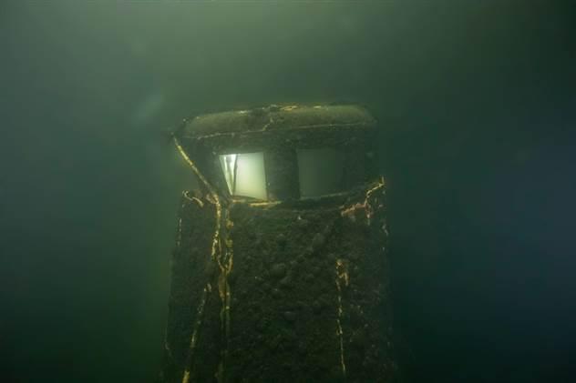 Советскую подводную лодку Щ-302 -Окунь- нашли на дне Финского залива ( 6 фото )