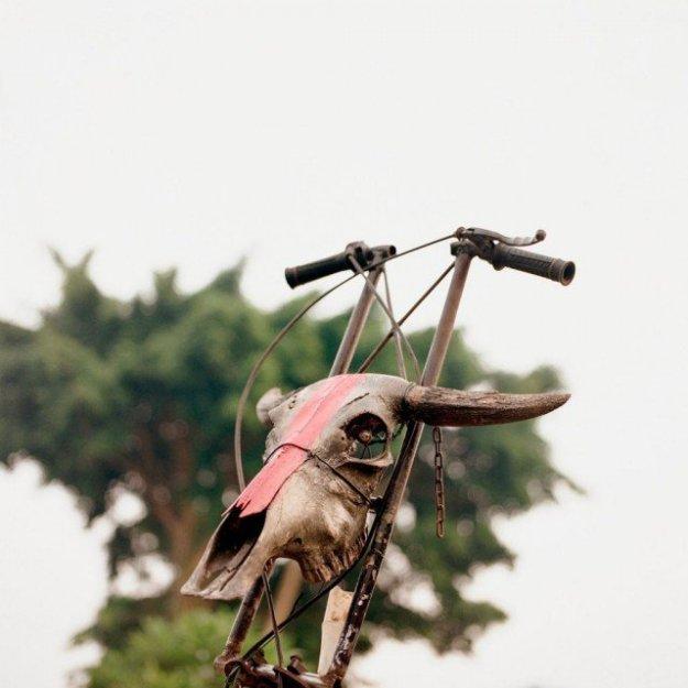 Индонезийские невероятные мутанты из мотороллеров