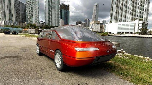 Концепт Bertone Lamborghini Genesis 1988 года