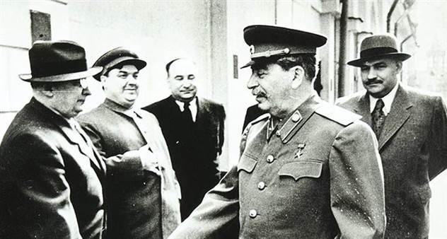 За что -орден ассасинов- приговорил к смерти 50 высокопоставленных лиц СССР ( 1 фото )
