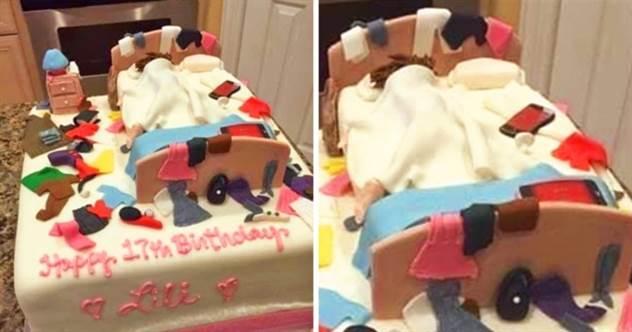 20+ впечатляющих тортов, которые запоминаются лучше самого торжества ( 10 фото )