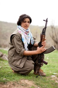 Women Guerrillas of the PJAK