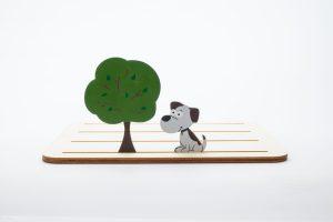 Farma drewniany świat - gra rozwijająca myślenie przestrzenne