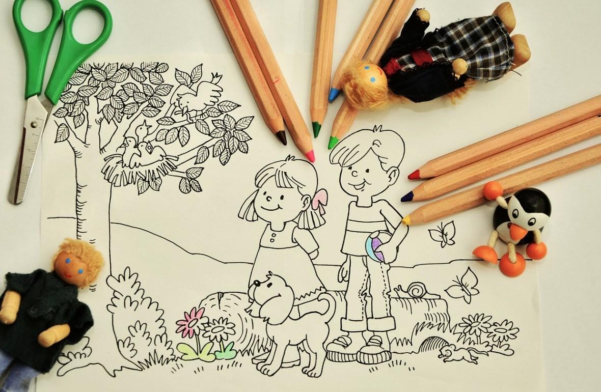 kreatywne dziecko