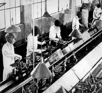 когда был запущен первый конвейер