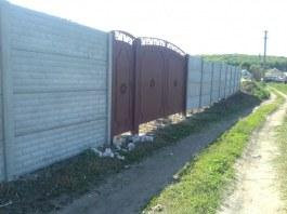 ворота с калиткой в харькове