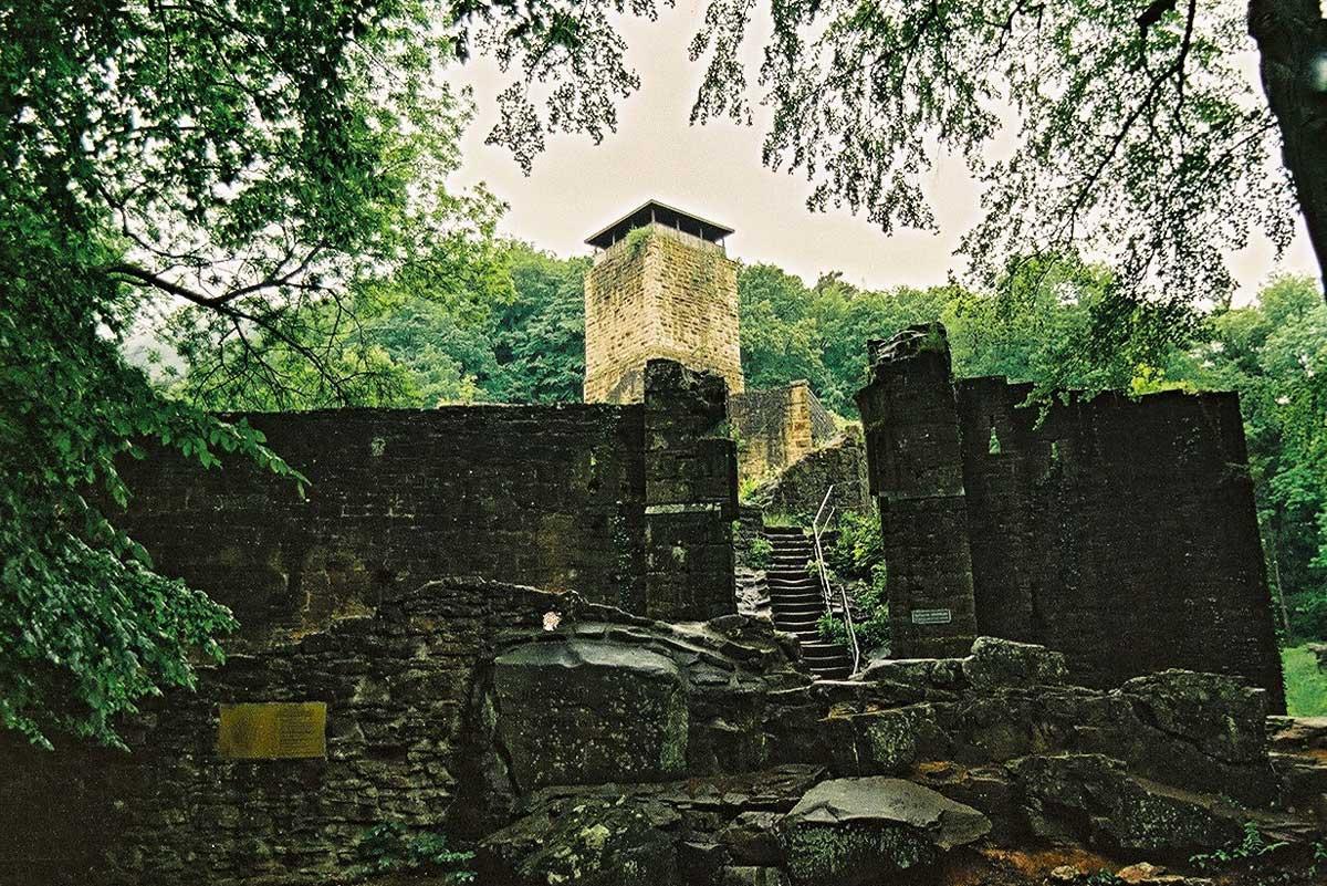 Zamek Hinterburg
