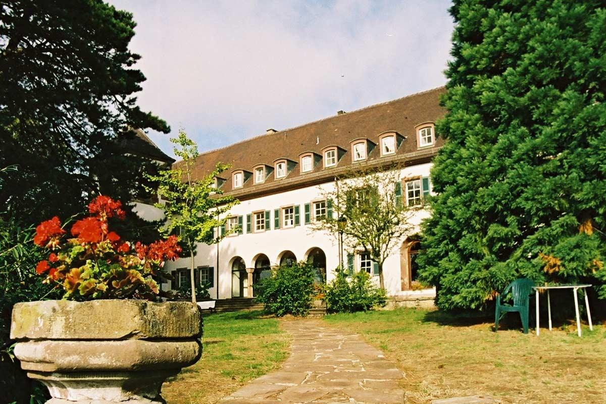 Dwór Liebfrauenberg