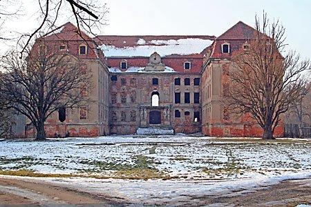 Pałac w Brodach