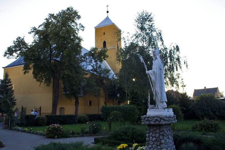 kościół w bytomiu odrzańskim