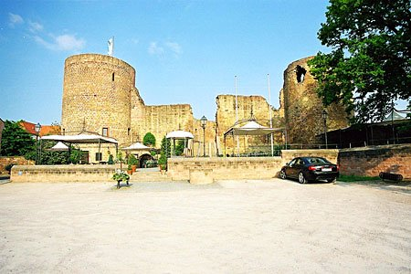 Zamek Neuleiningen