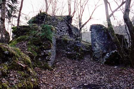 Zamek Staufenberg
