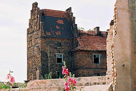Zamek w Górze