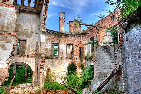 Pałac w Lubiechowie