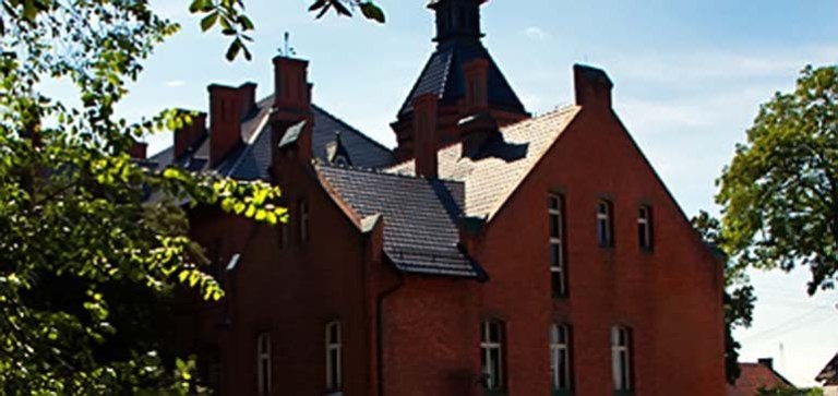 Pałac w Morownicy