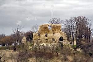 Zamek Stapelburg
