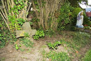 Krzyż kamienny w Hainfeld