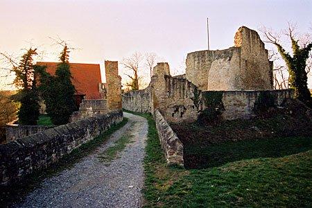 Zamek Nippenburg