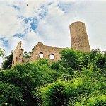 Zamek Strahlenburg