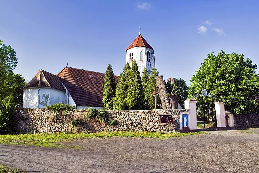 Kościół w Stypułowie