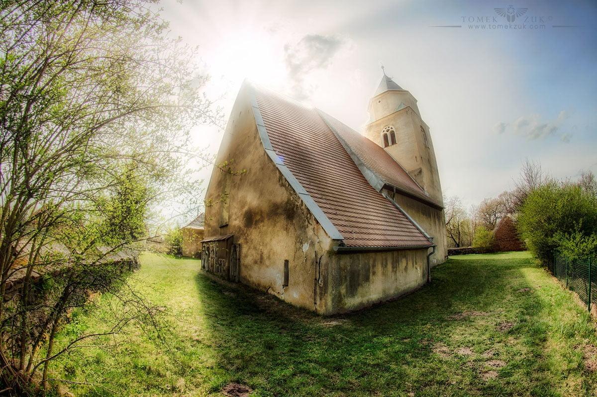Kościół w Gorzupi Dolnej