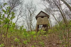 Dzwonnica w Kamionce