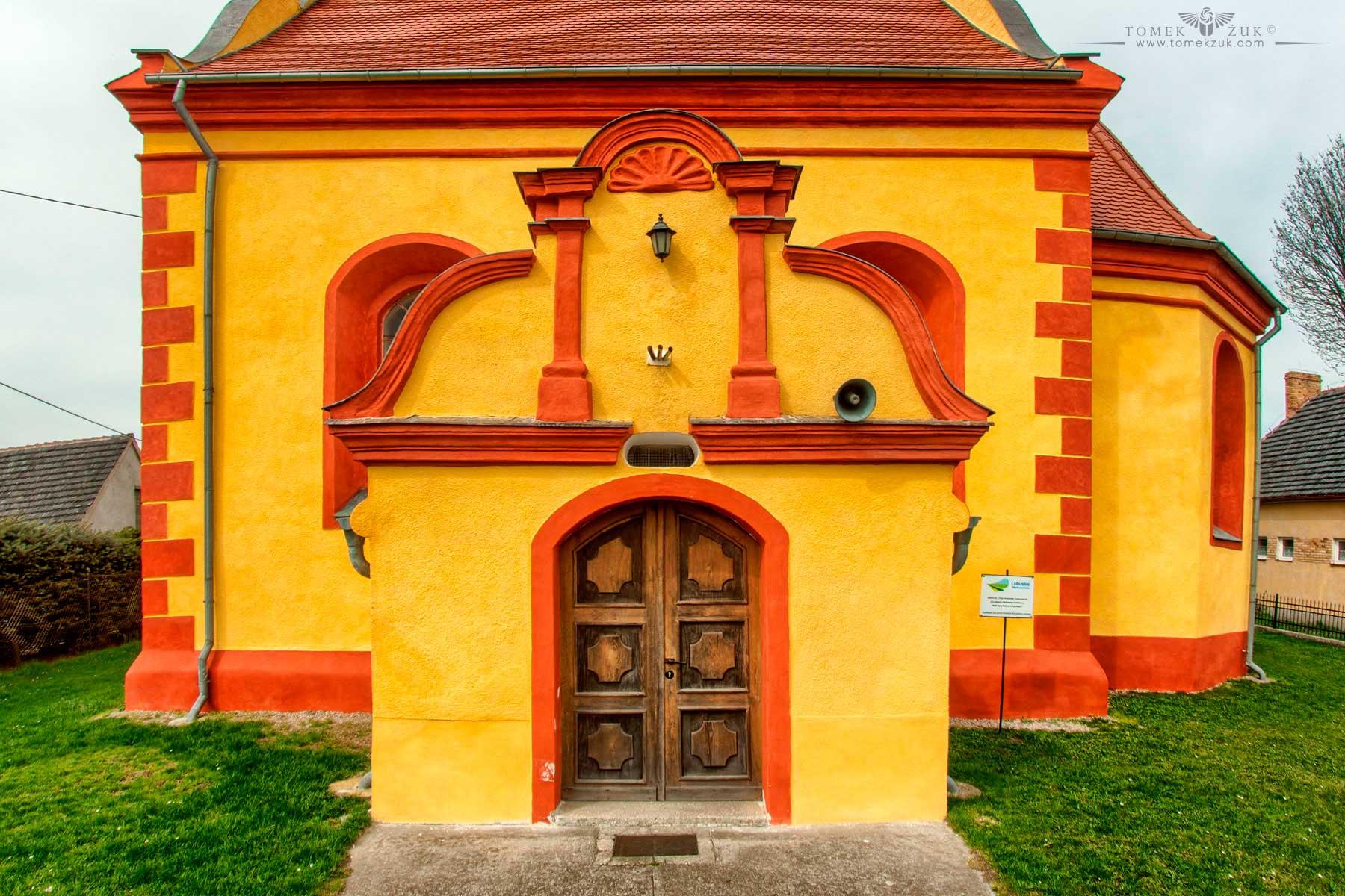 Kościół w Karczówce