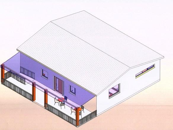 Hausentwurf Beispiel2
