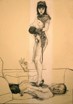 Ink On Paper 2004