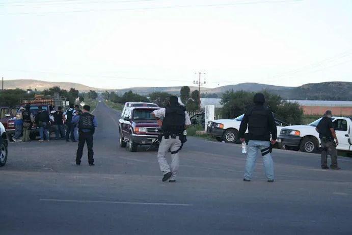Resultado de imagen para foto zacatecas balaceras