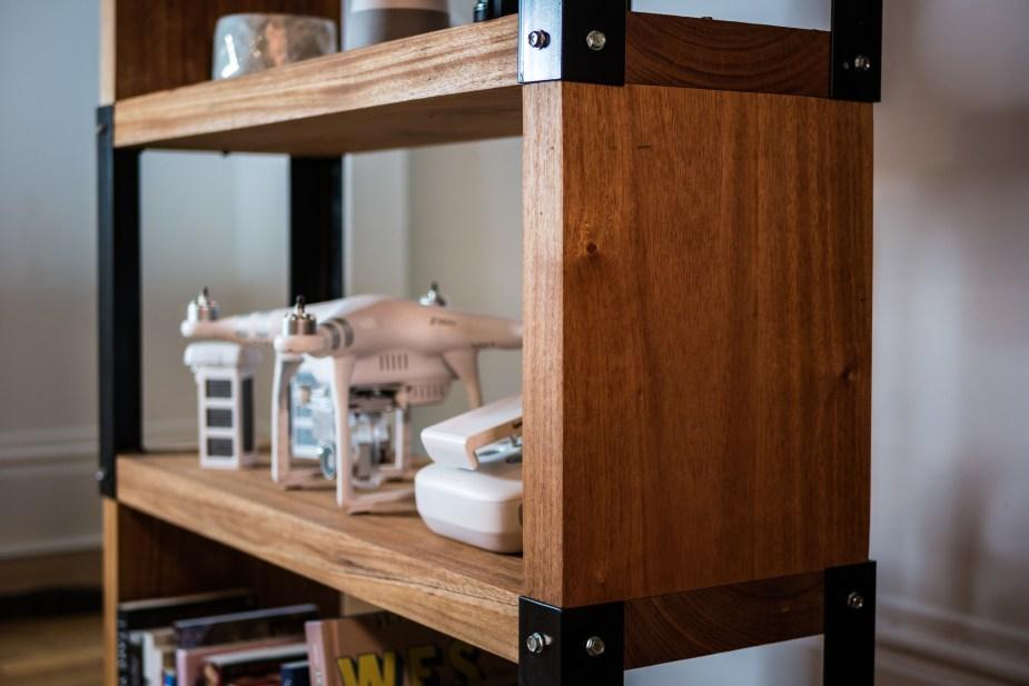Mahogany Bookcase (35 of 43)